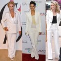"""Hugo Boss"", Carolina Herrera, Halle Berry, Robin Wright-Penn"