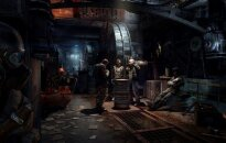 "Žaidimas ""Metro: Last Light"""