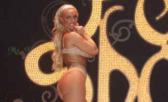 Coco Austin scenoje