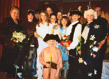 Литовская школа в Риге (урок)
