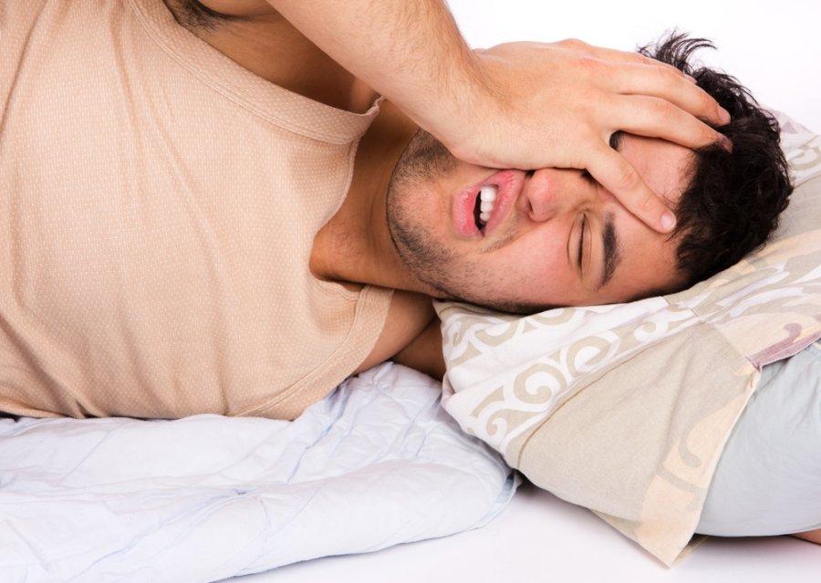 Нарушения сна после запоя