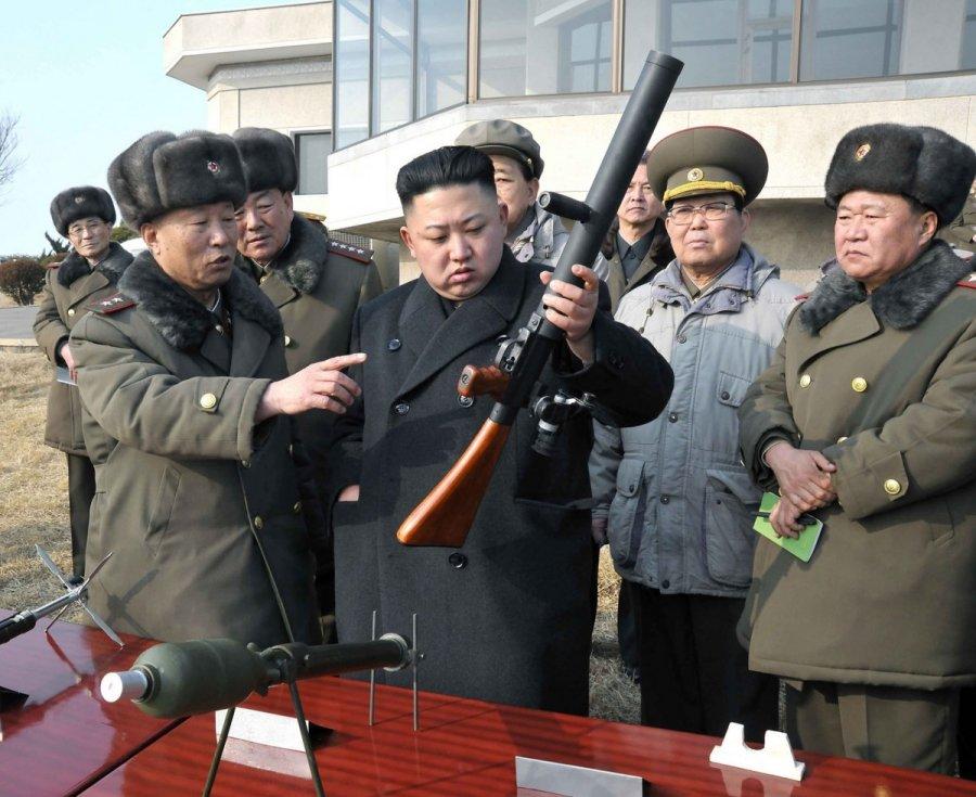 Kuo gyvas jauniausio pasaulio diktatoriaus režimas? Kim-jong-unas-kim-cen-unas-61139019